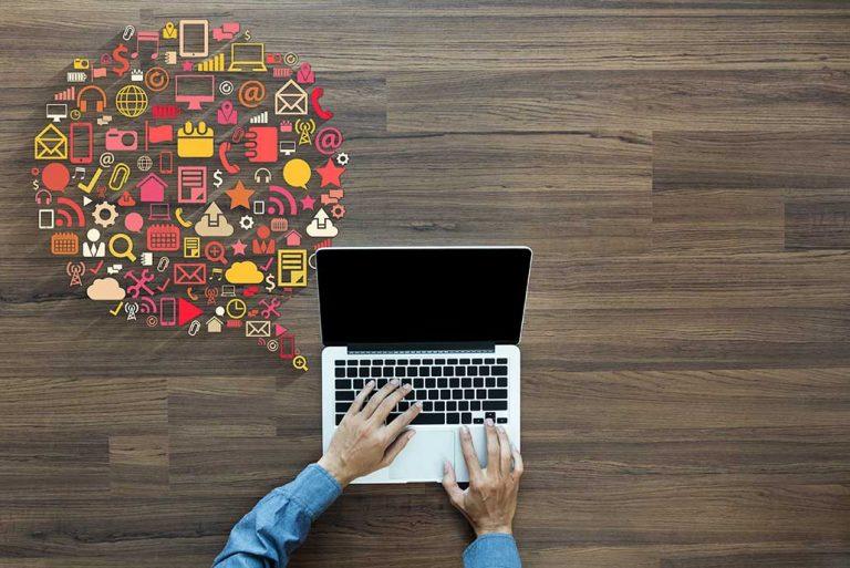 search engine optimisation for social media